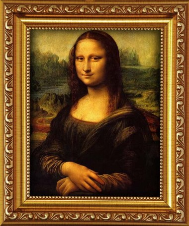 Mona_Lisa_Framed