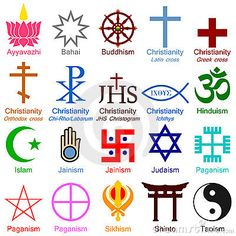 Religious Symbols and Meanings