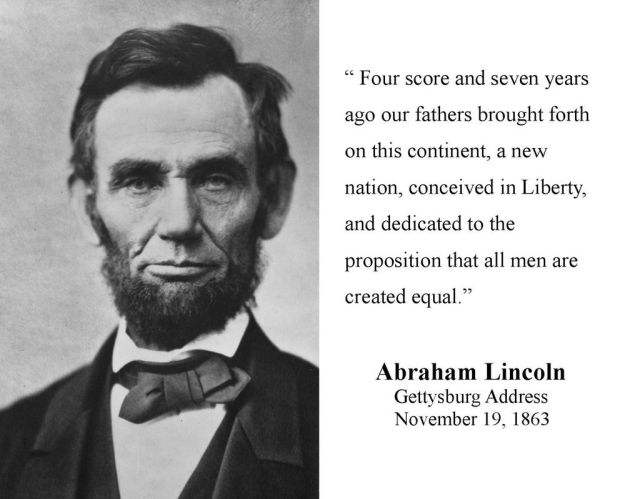 Abraham Lincoln's Speech