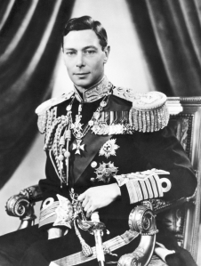 King George VI of England