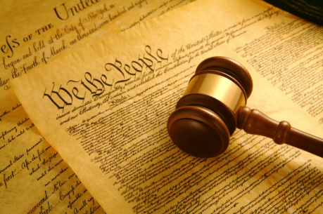 The Constitution of United States of America - the oldest written constitution still in use