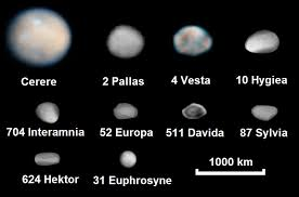 two famous asteroids - photo #3