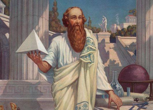 Pythagoras Portrait