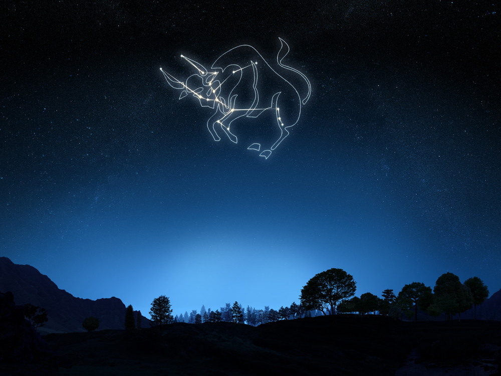 Taurus Constellation Related Keywords - Taurus ...