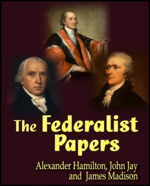 Who authored the federalist essays