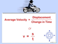 Calculate Velocity - Step 2
