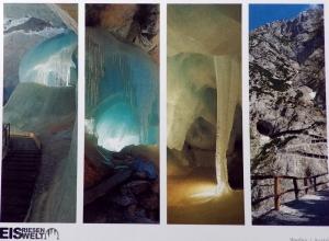 Eisriesenwelt Cave, Werfen, Austria