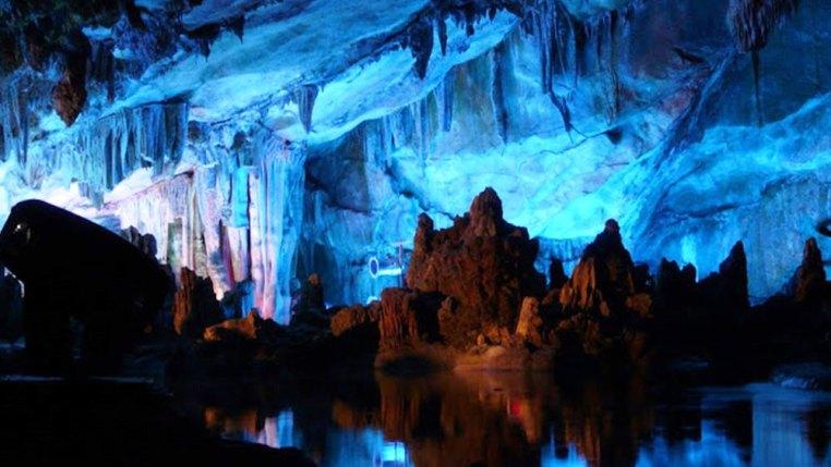 Lechuguilla Cave Carlsbad Caverns National Park New Mexico, USA