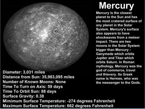 unique characteristics of planets - photo #35