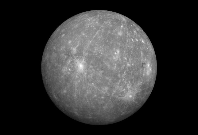 Mercury the Hottest Planet