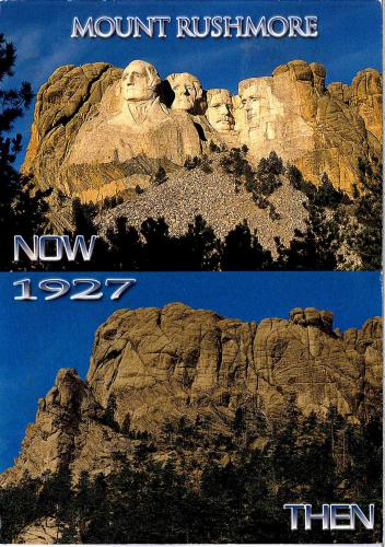 Mount Rushmore Know It All