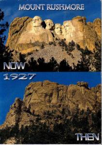 Mount Rushmore 1927
