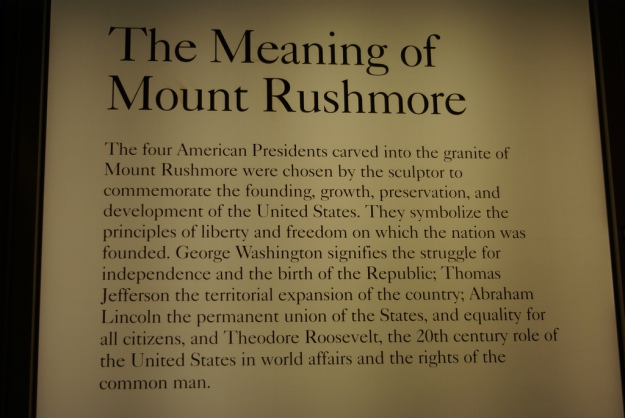 Mount Rushmore Meaning