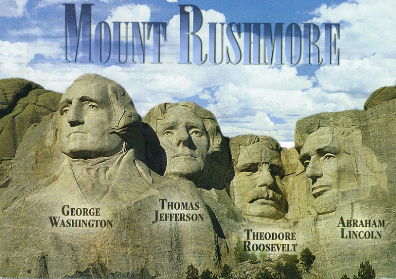Mount rushmore know it all for Mount rushmore history facts