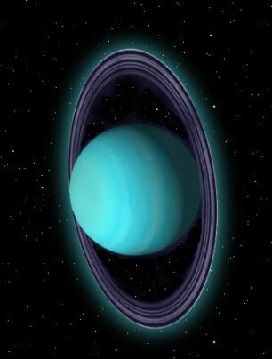 Uranus and Rings