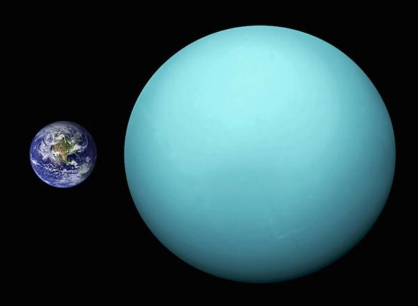 Uranus the Ice Giant
