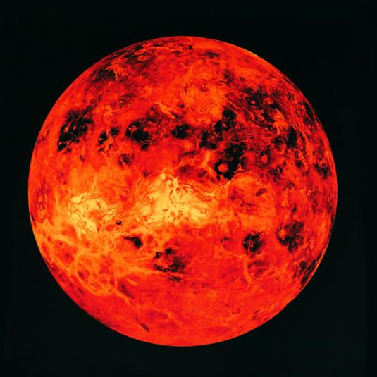 Venus the Hottest Planet