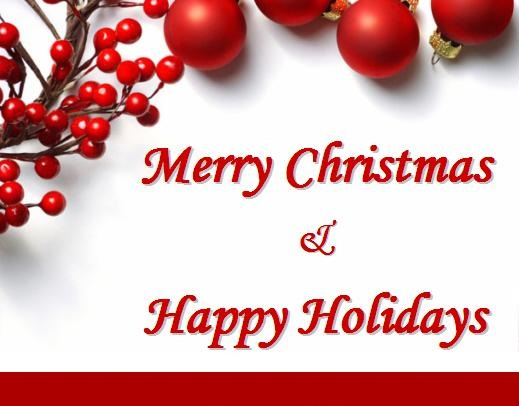 Merry christmas happy holidays know it all berry merry christmas and happy holidays greeting card m4hsunfo