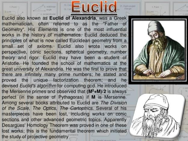 Euclid 325-265 BC