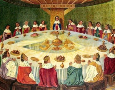 Le Morte d'Arthur - Round Table