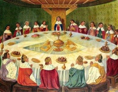 Le Morte d'Arthur - Round Table
