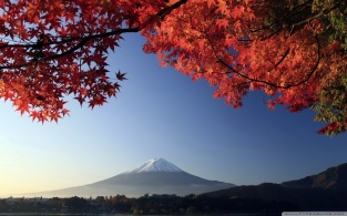 Mount Fuji, Honshu Island, Japan