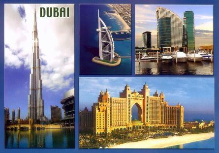 Dubai-BurjKhalifa-BurjAlArab-Atlantis
