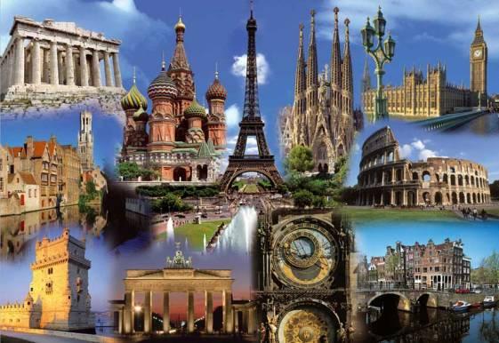 Europe Landmark
