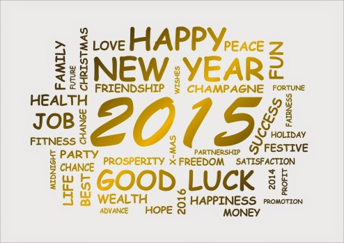 Happy New Year 2015 Wish