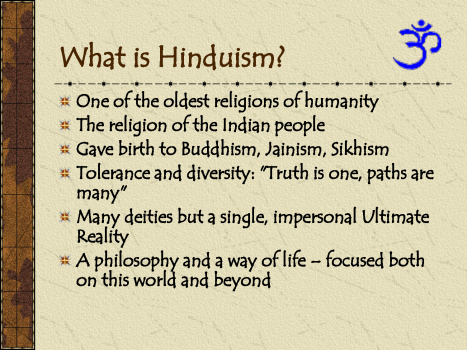 Hinduism Definition