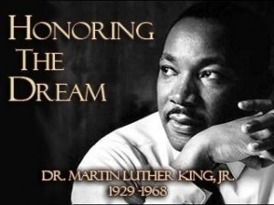 Martin-Luther-King-Jr - Honoring the Dream