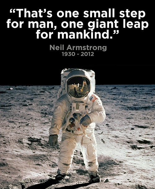 neil armstrong first man on the moon - photo #19