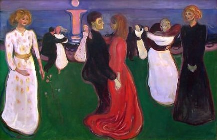 Edvard Munch - The Dance of Life 1900