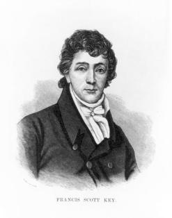 Francis Scott Key 1779-1843