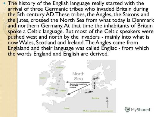 History of English Language | Know-It-All