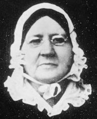 Mary Pickersgill 1776-1857