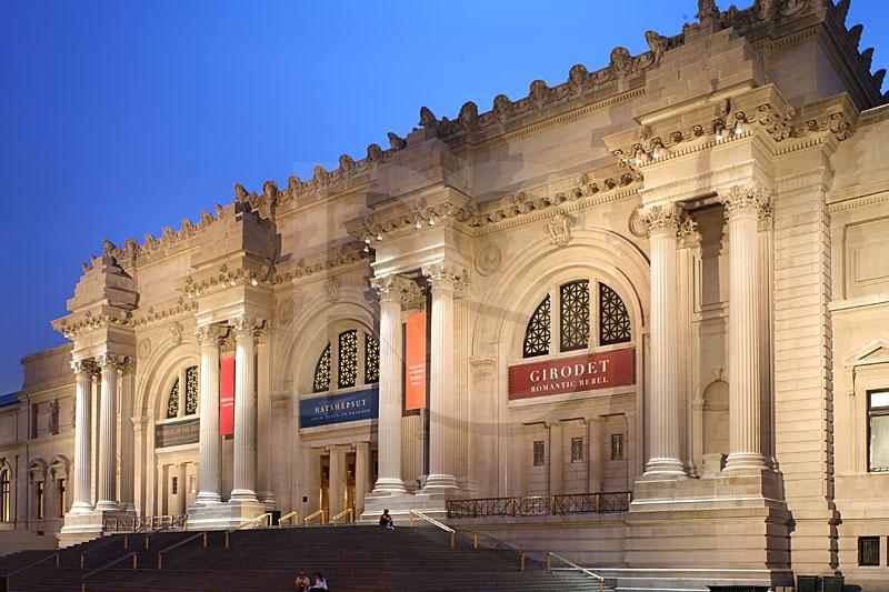 Top 10 most famous museums in the world know it all for Metropolitan mueseum of art