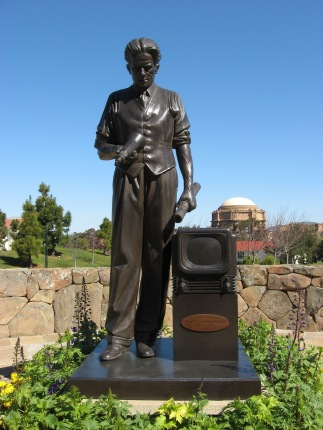 Philo Farnsworth Statue