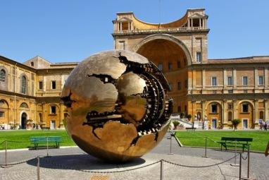 Sculpted-sphere-in-courtyard-of-Vatican-Museum.