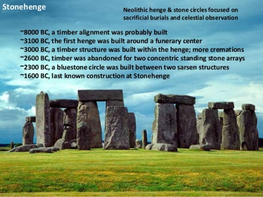 Stonehenge - Megaliths and Monuments Study