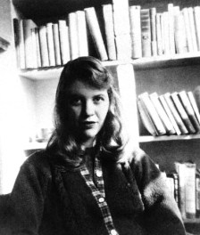 Sylvia Plath 1932-1963