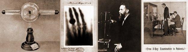 Wilhem Conrad Roentgen - History of X-ray
