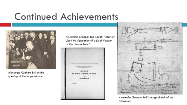 alexander-graham-bell - Achievements