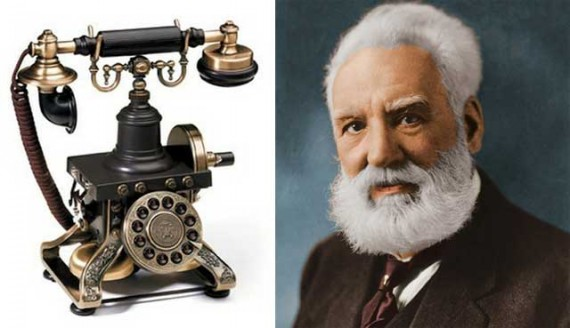 Alexander Graham Bell and Telephone