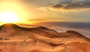 Arabian Desert, Middle East