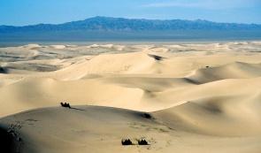 Gobi Desert, Asia