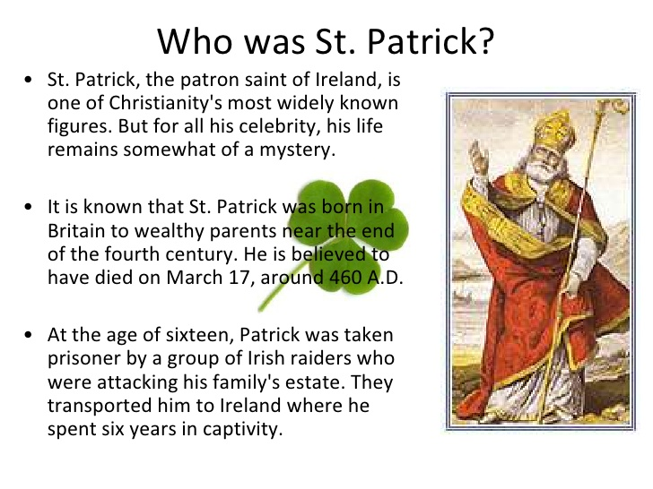 Image result for the death of st patrick in 461 ad