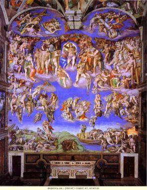 Michelangelo - Last Jugdement