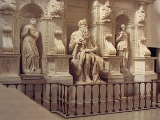 Michelangelo - Moses