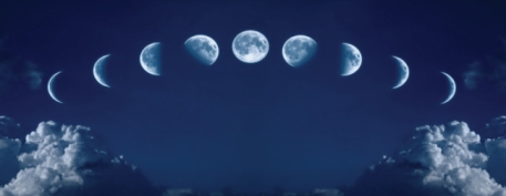 Moon Phases 9 moons